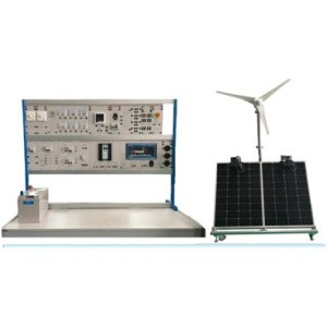 Solar Power Generation & Training System intelitek